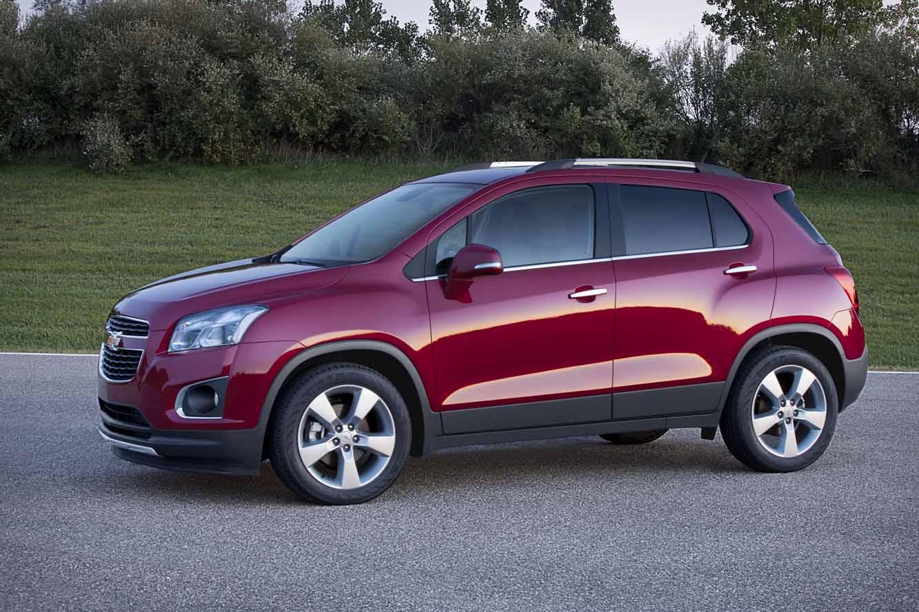 Chevrolet Trax 2010 foto - 1