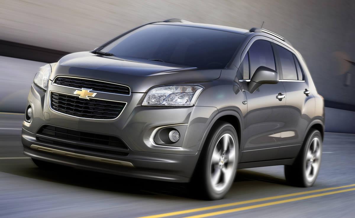 Chevrolet Trax 2011 foto - 1