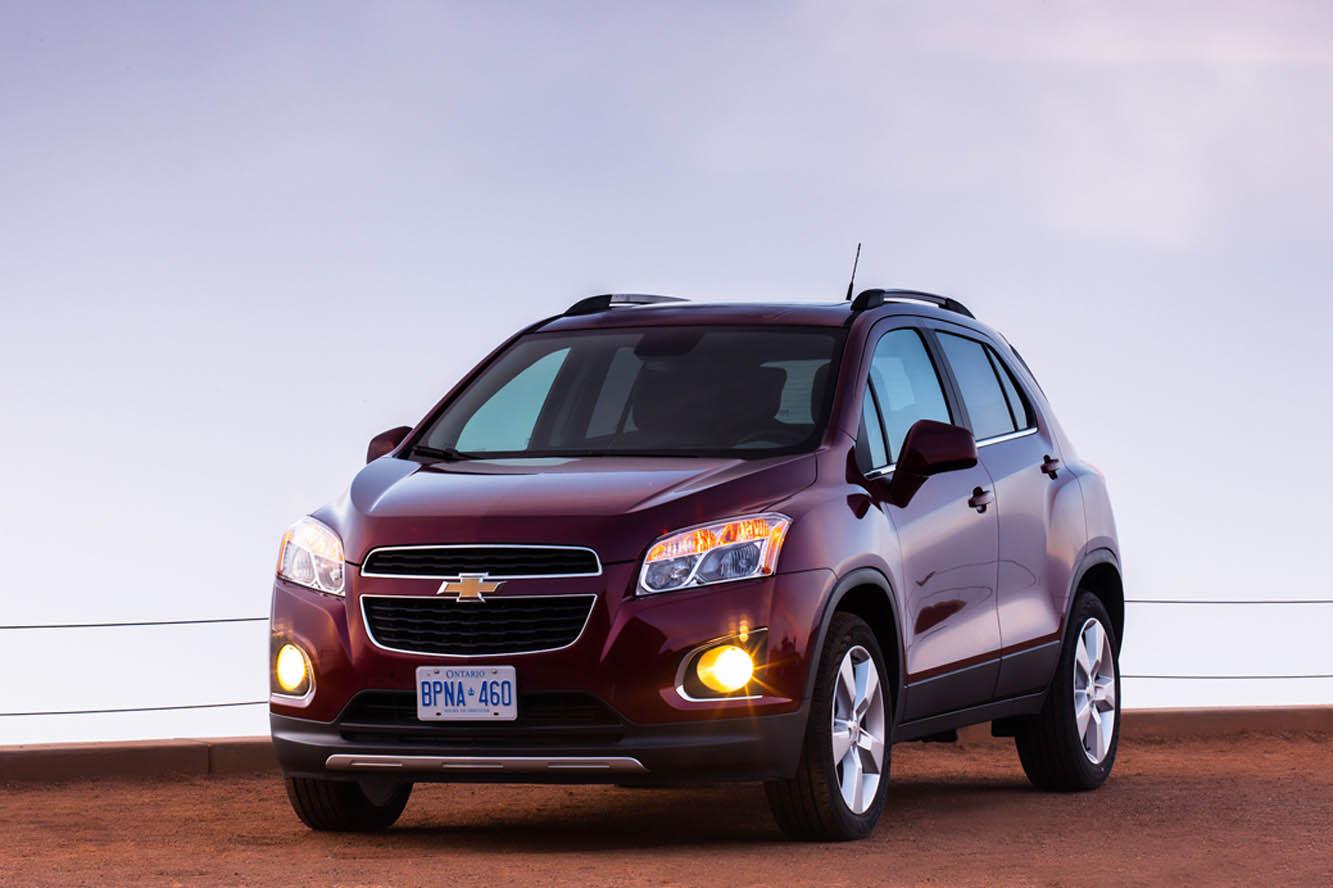 Chevrolet Trax 2011 foto - 4