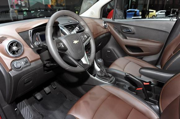 Chevrolet Trax 2012 foto - 3