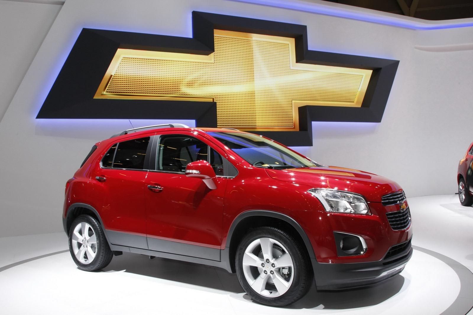 Chevrolet Trax 2012 foto - 4