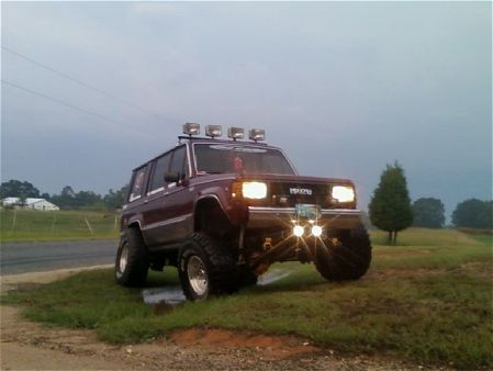 Chevrolet Trooper 1989 foto - 4