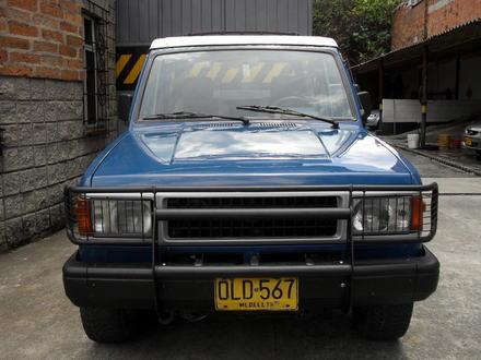 Chevrolet Trooper 1989 foto - 5