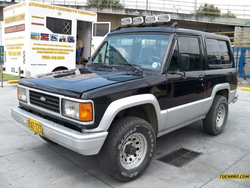 Chevrolet Trooper 1990 foto - 3