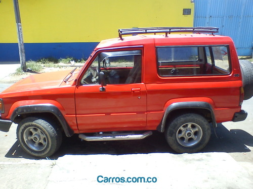 Chevrolet Trooper 1990 foto - 5