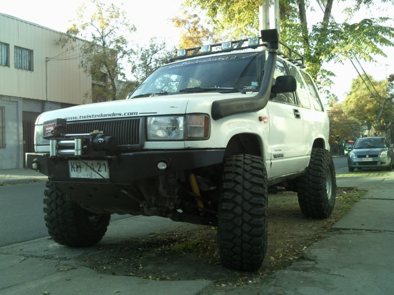 Chevrolet Trooper 1993 foto - 2