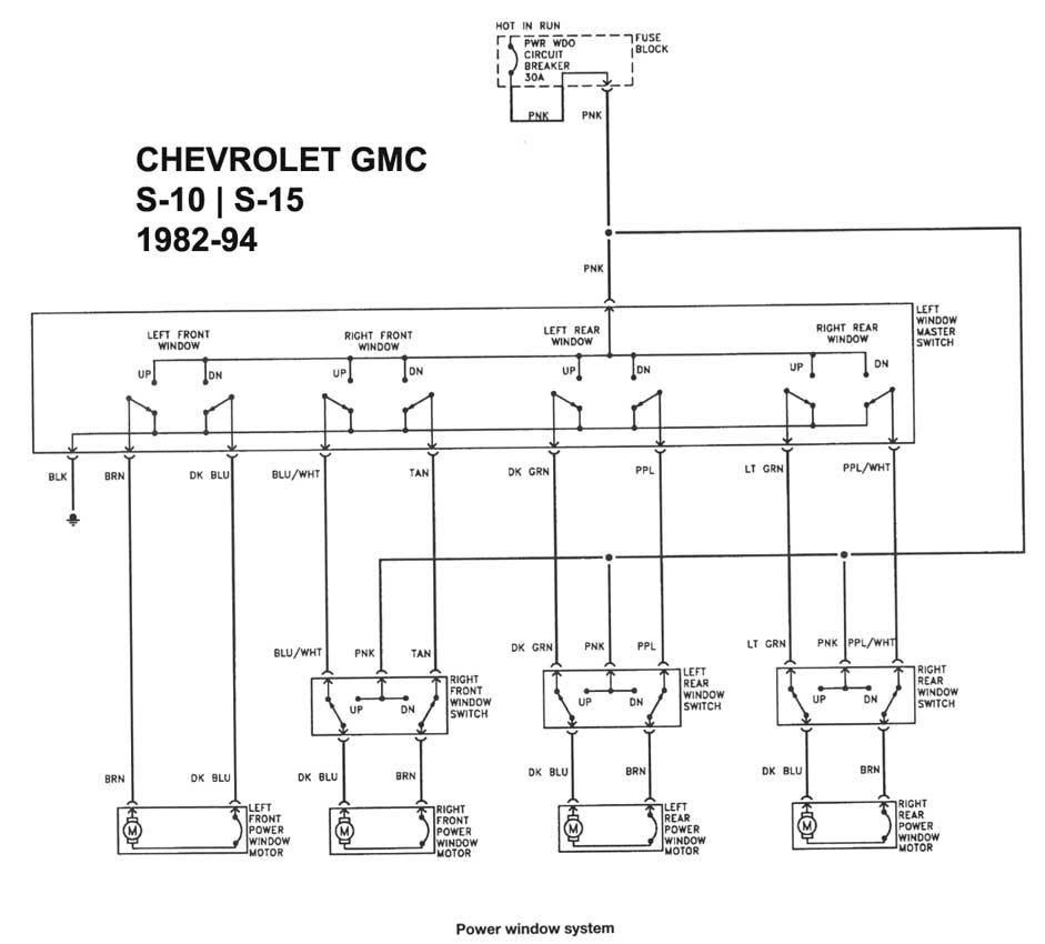 Chevrolet Trooper 1994 foto - 4