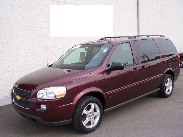 Chevrolet Uplander 2006 foto - 1