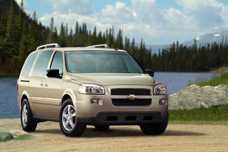 Chevrolet Uplander 2006 foto - 2
