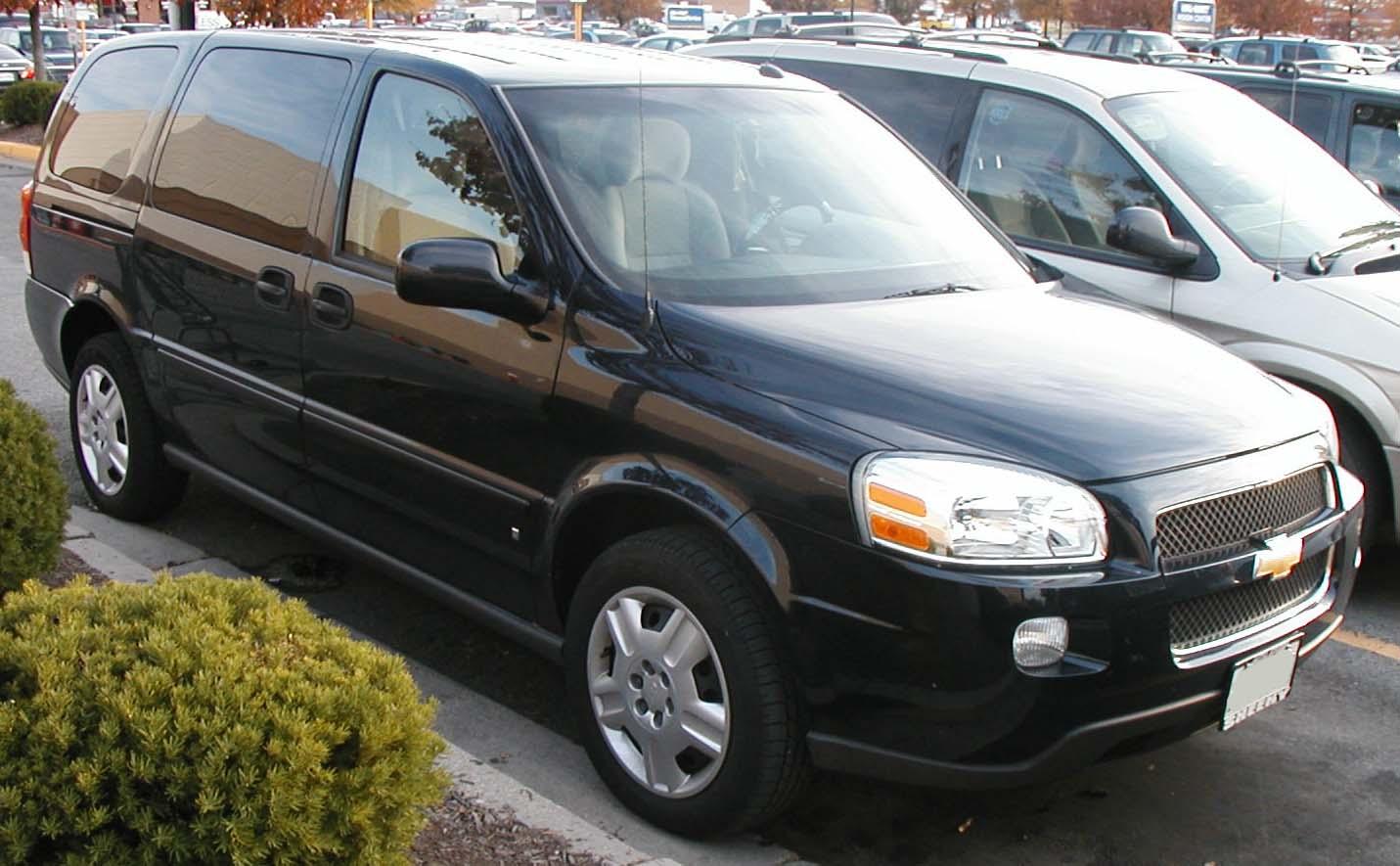 Chevrolet Uplander 2006 foto - 4