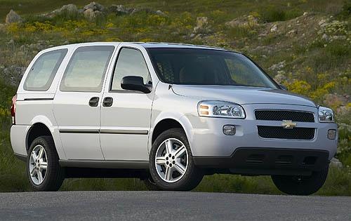 Chevrolet Uplander 2010 foto - 3