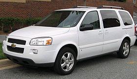 Chevrolet Uplander 2013 foto - 1