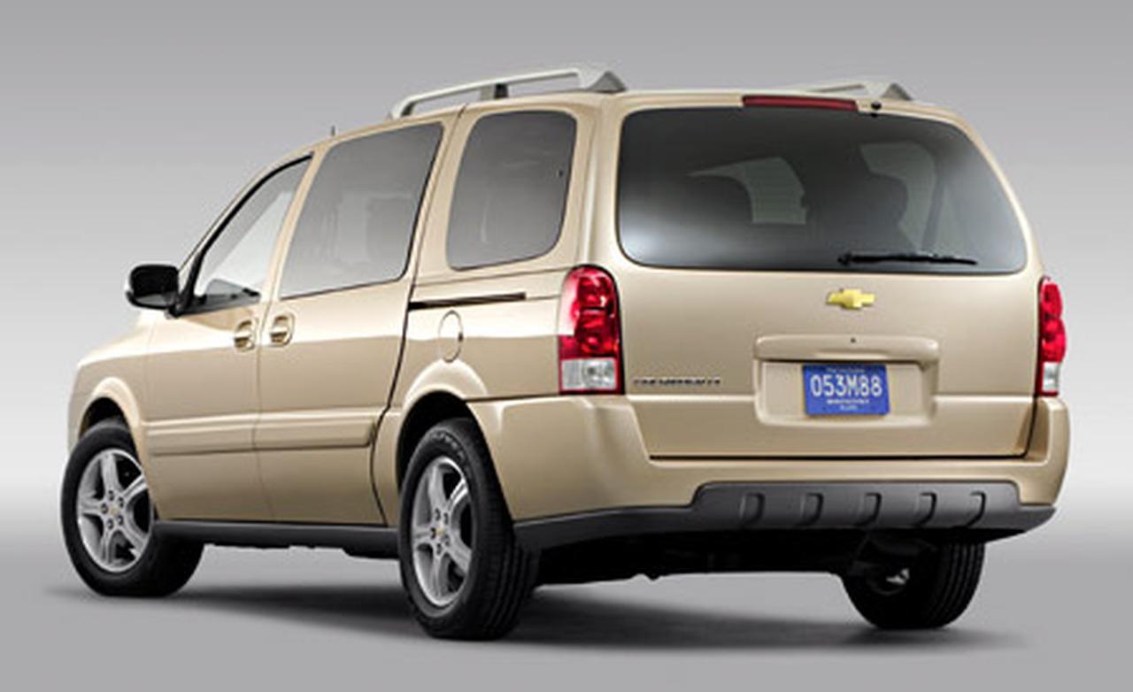 Chevrolet Uplander 2013 foto - 2
