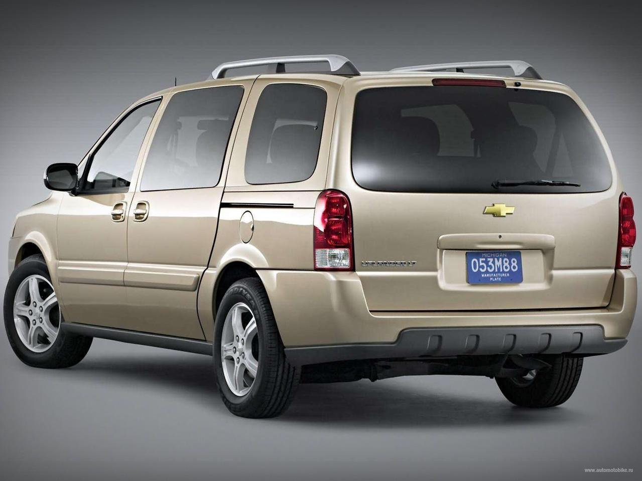 Chevrolet Uplander 2014 foto - 1