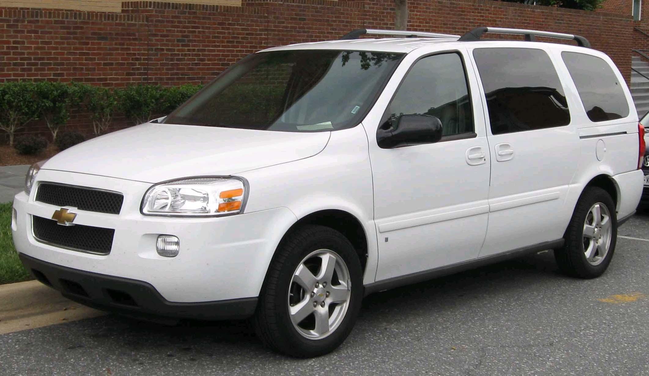 Chevrolet Uplander 2014 foto - 3