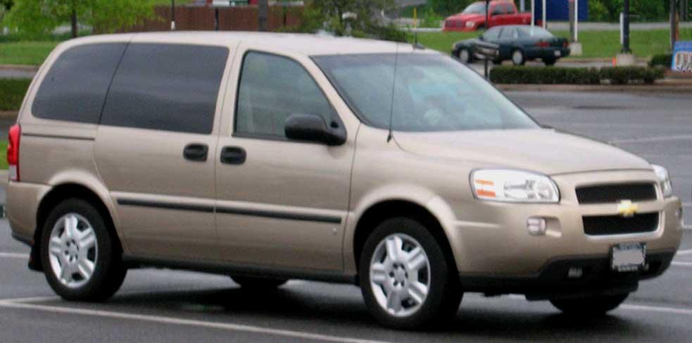 Chevrolet Uplander 2014 foto - 4