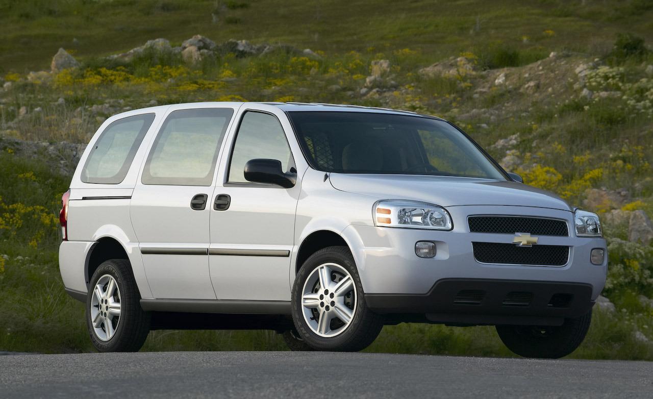 Chevrolet Uplander 2014 foto - 5