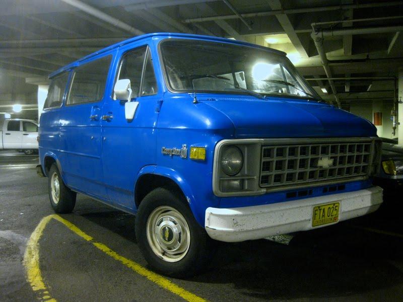 Chevrolet Van 1980 foto - 1