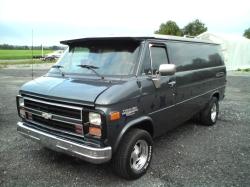Chevrolet Van 1980 foto - 2
