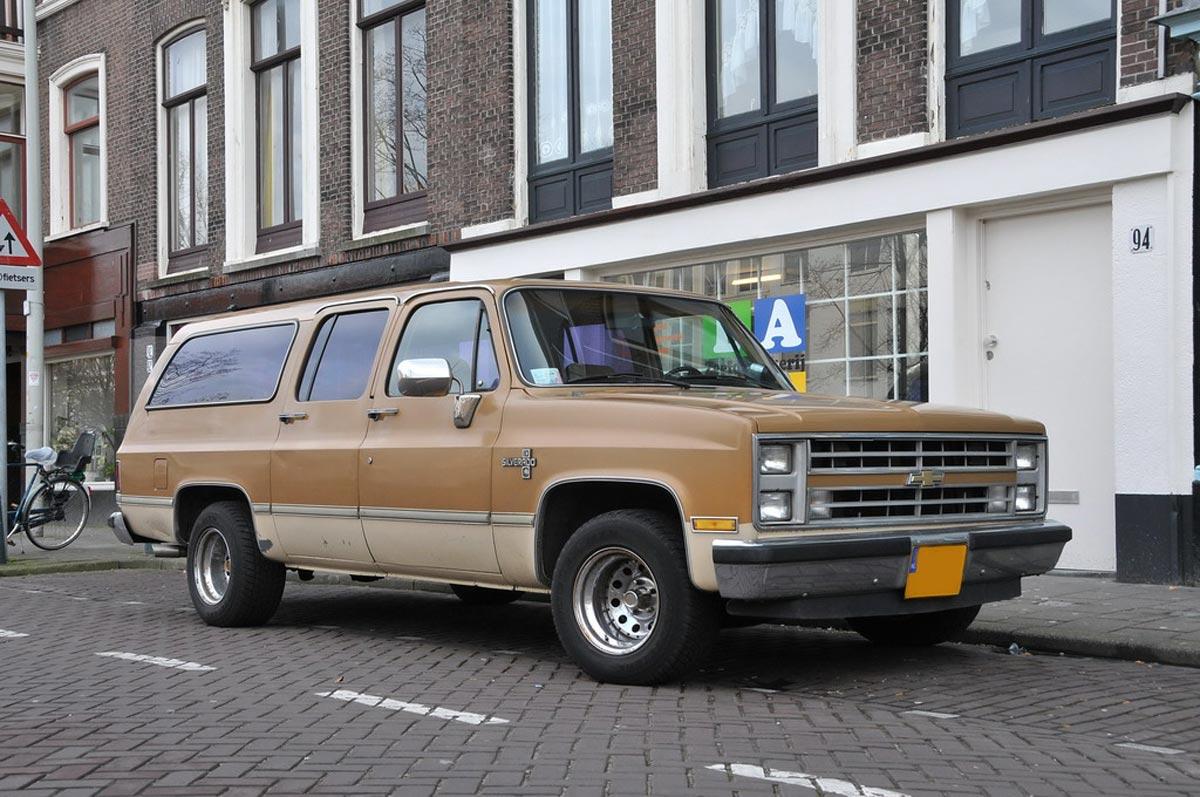 Chevrolet Van 1980 foto - 3