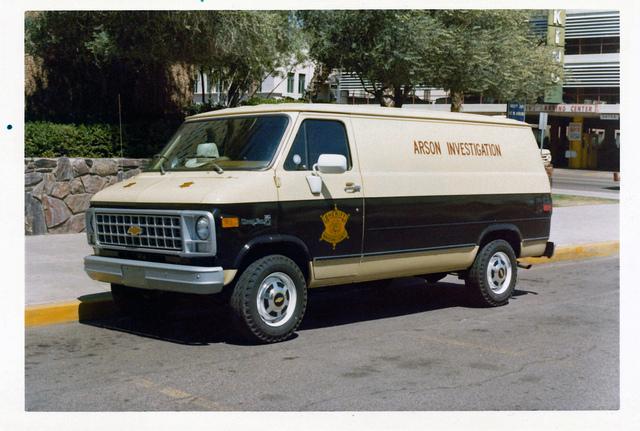 Chevrolet Van 1980 foto - 4