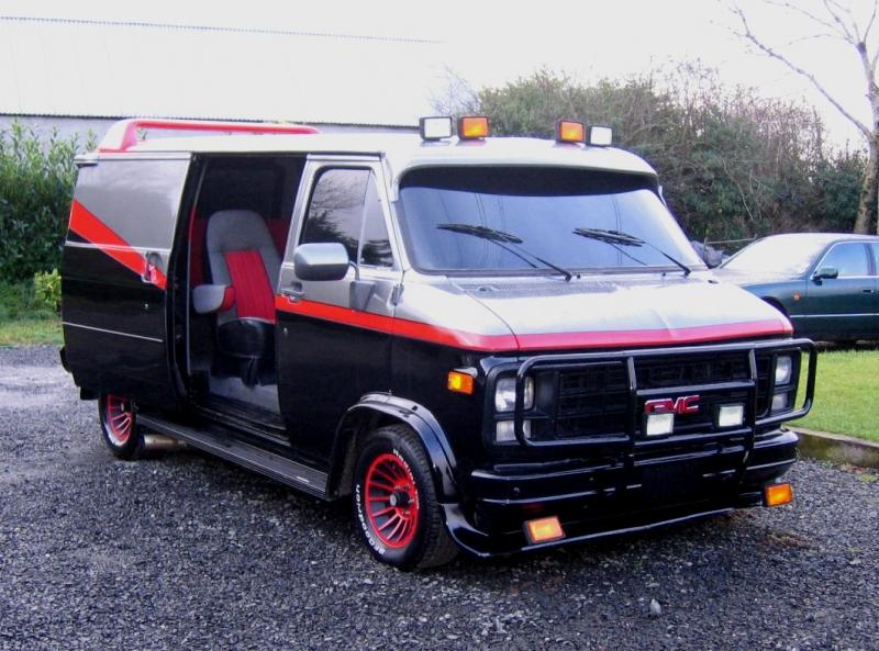 Chevrolet Van 1980 foto - 5