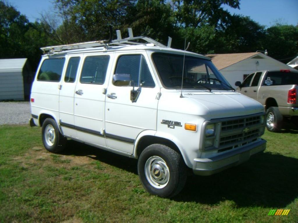 Chevrolet Van 1990 foto - 2