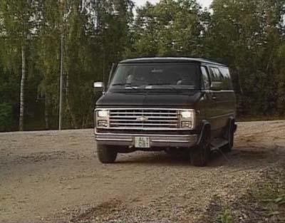 Chevrolet Van 1990 foto - 3