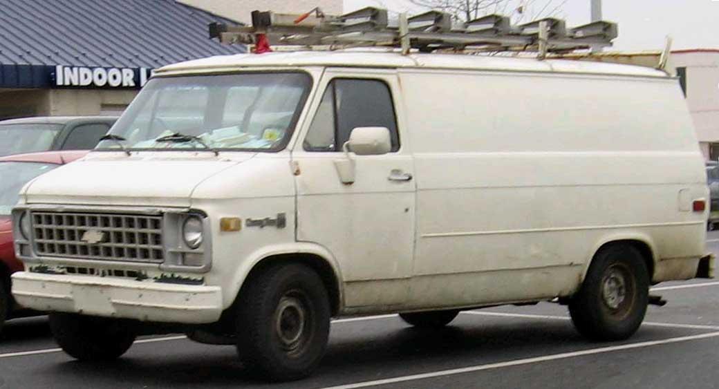 Chevrolet Van 1990 foto - 4