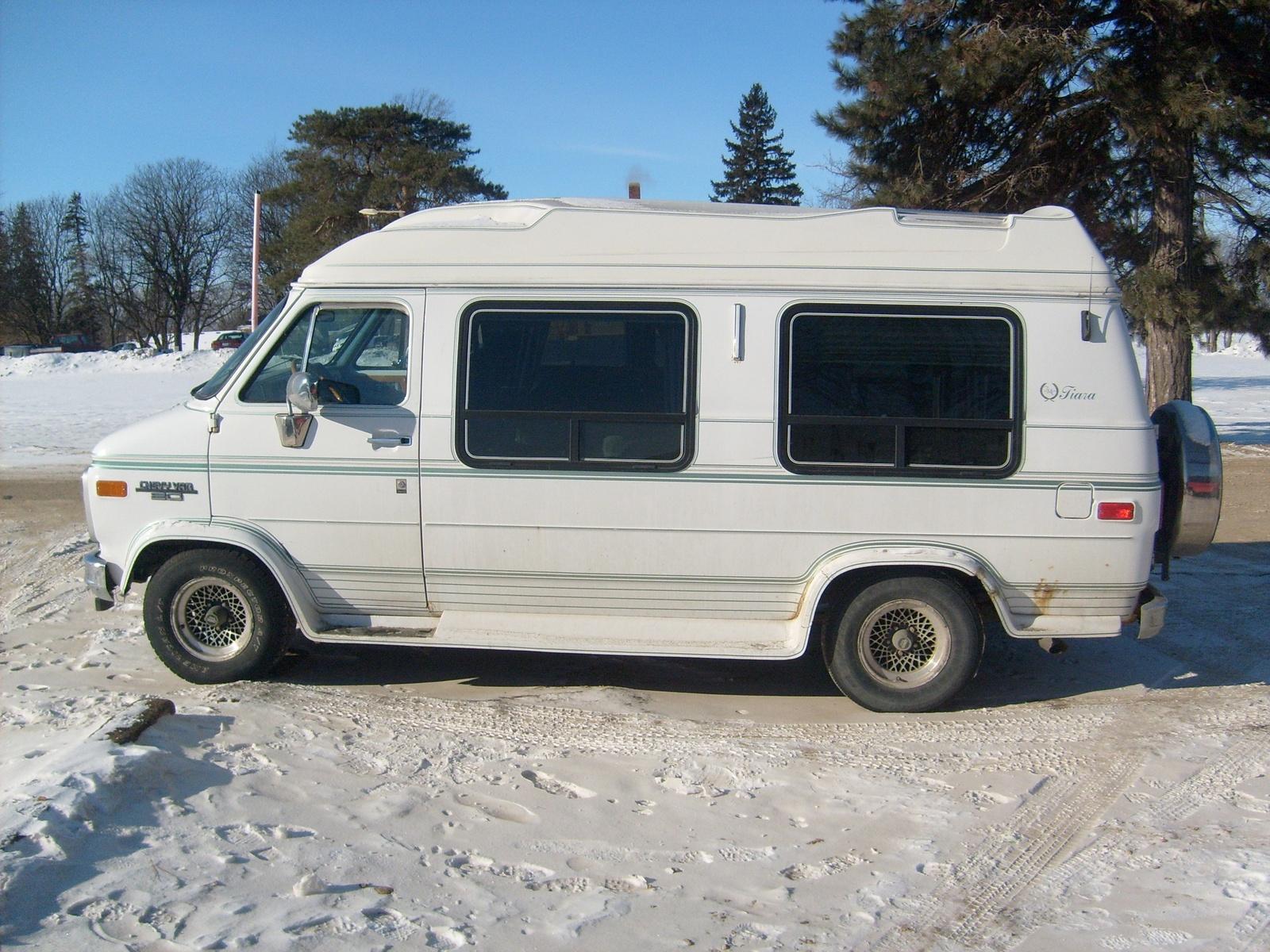Chevrolet Van 1990 foto - 5