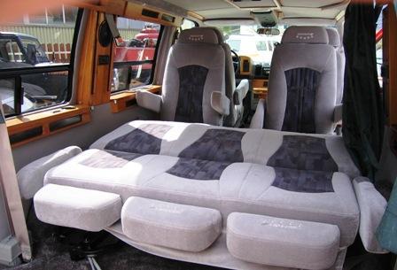 Chevrolet Van 1995 foto - 3