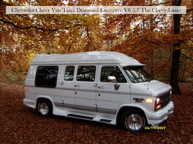 Chevrolet Van 1995 foto - 4