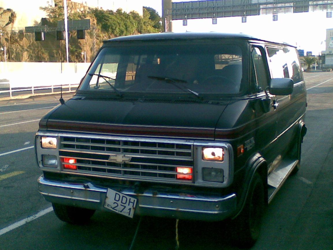 Chevrolet Van 1998 foto - 5