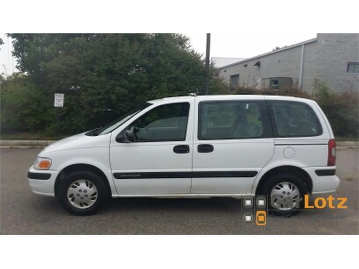 Chevrolet Van 2000 foto - 1