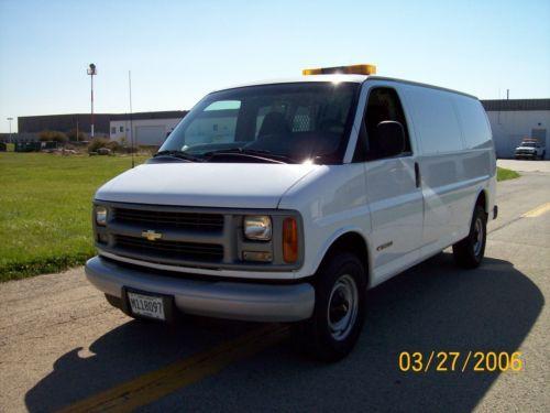 Chevrolet Van 2000 foto - 3