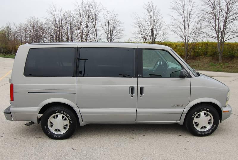 Chevrolet Van 2000 foto - 4