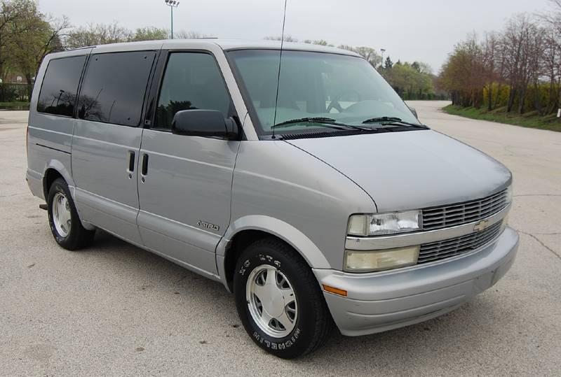 Chevrolet Van 2000 foto - 5