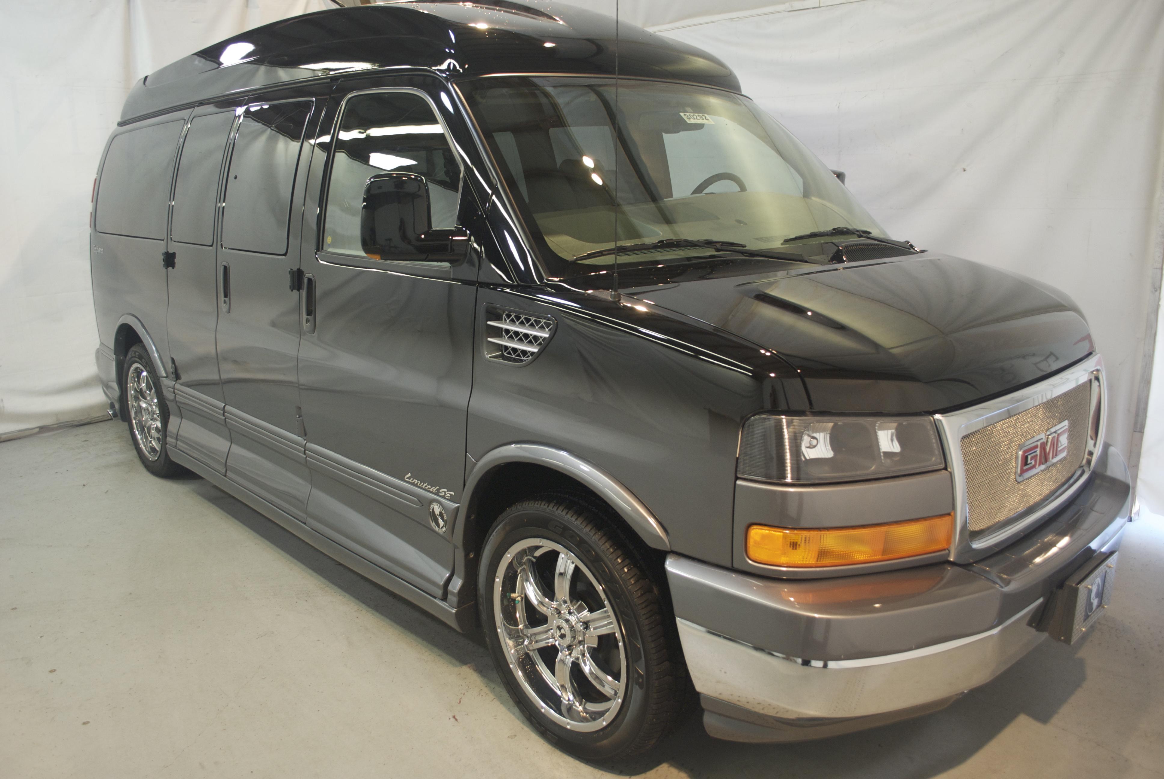 Chevrolet Van 2002 foto - 2