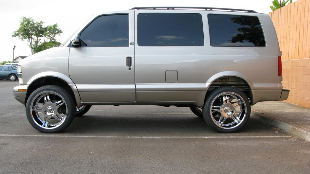 Chevrolet Van 2002 foto - 5