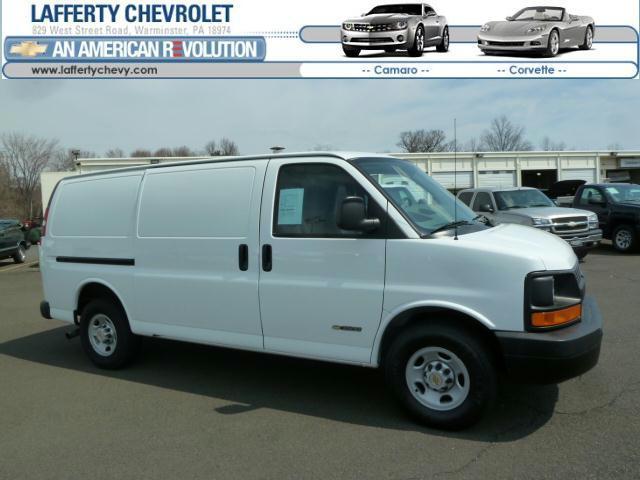 Chevrolet Van 2004 foto - 3