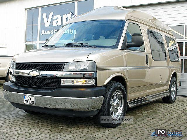 Chevrolet Van 2005 foto - 1