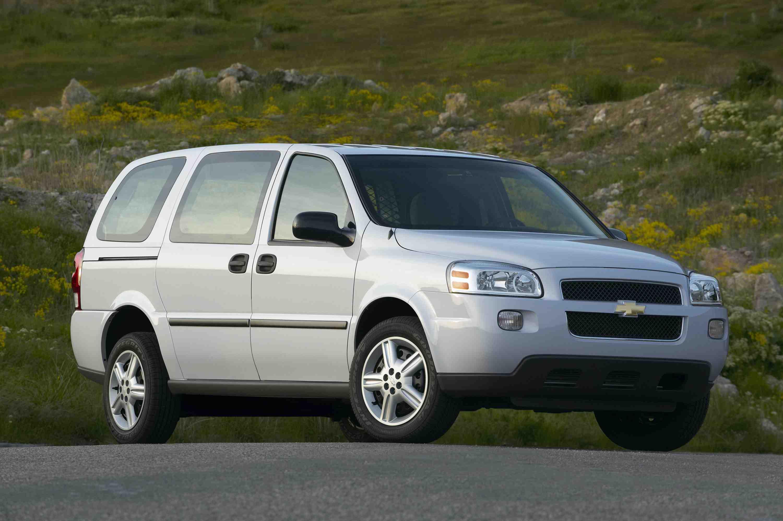 Chevrolet Van 2006 foto - 1