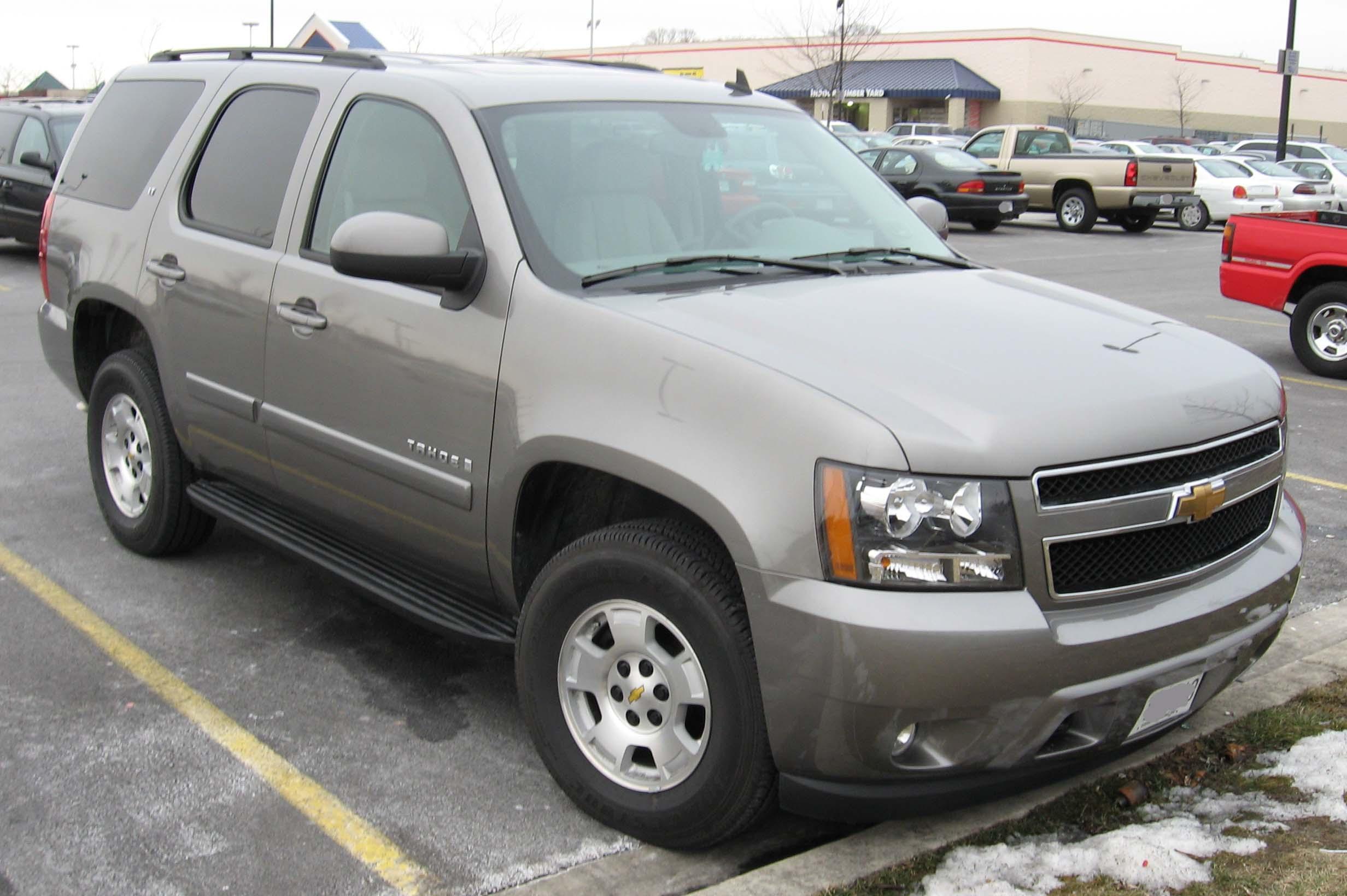 Chevrolet Van 2007 foto - 1