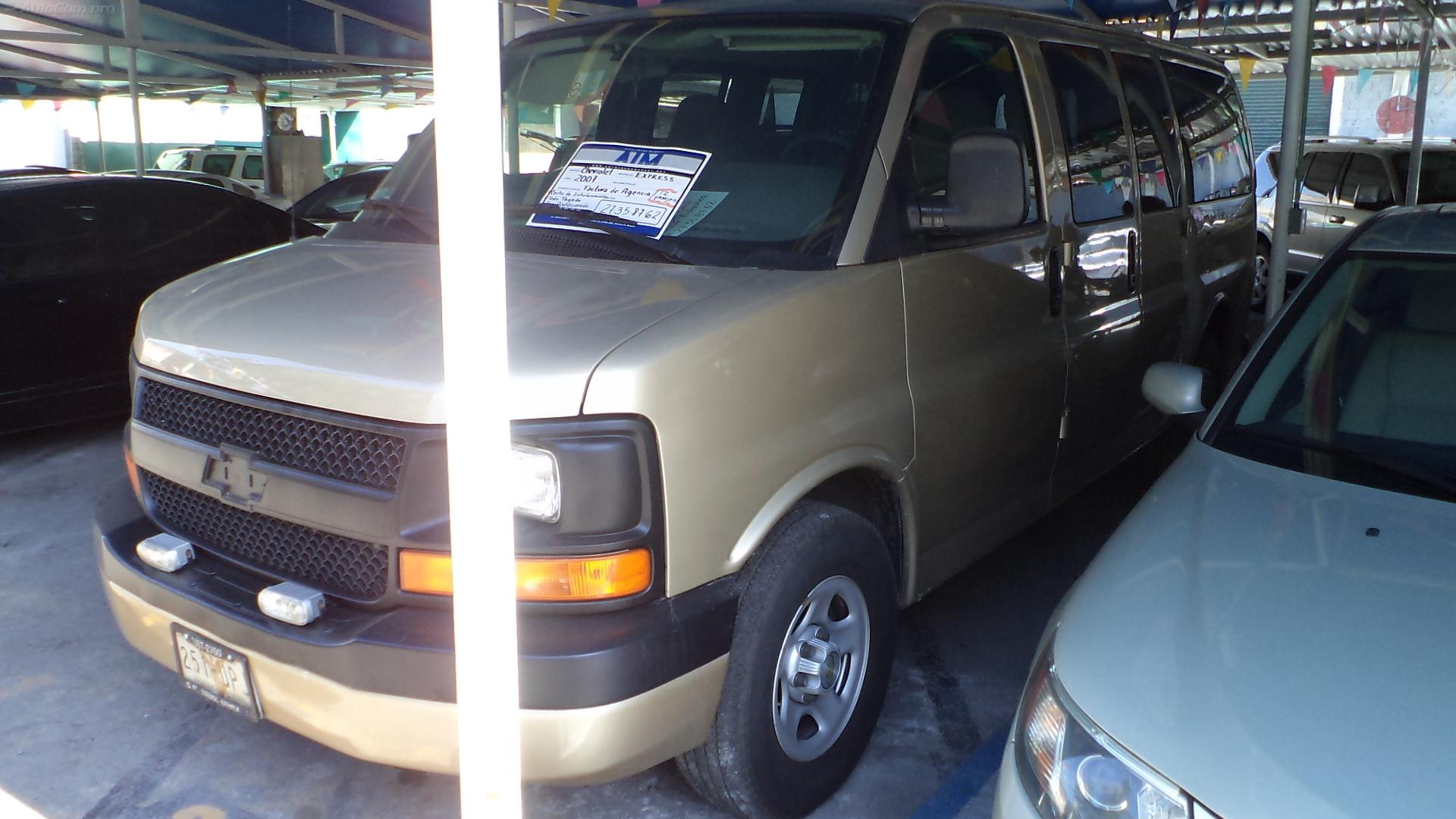Chevrolet Van 2007 foto - 4