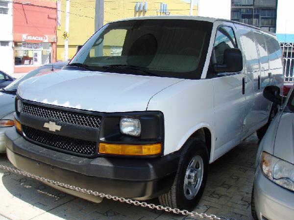 Chevrolet Van 2007 foto - 5