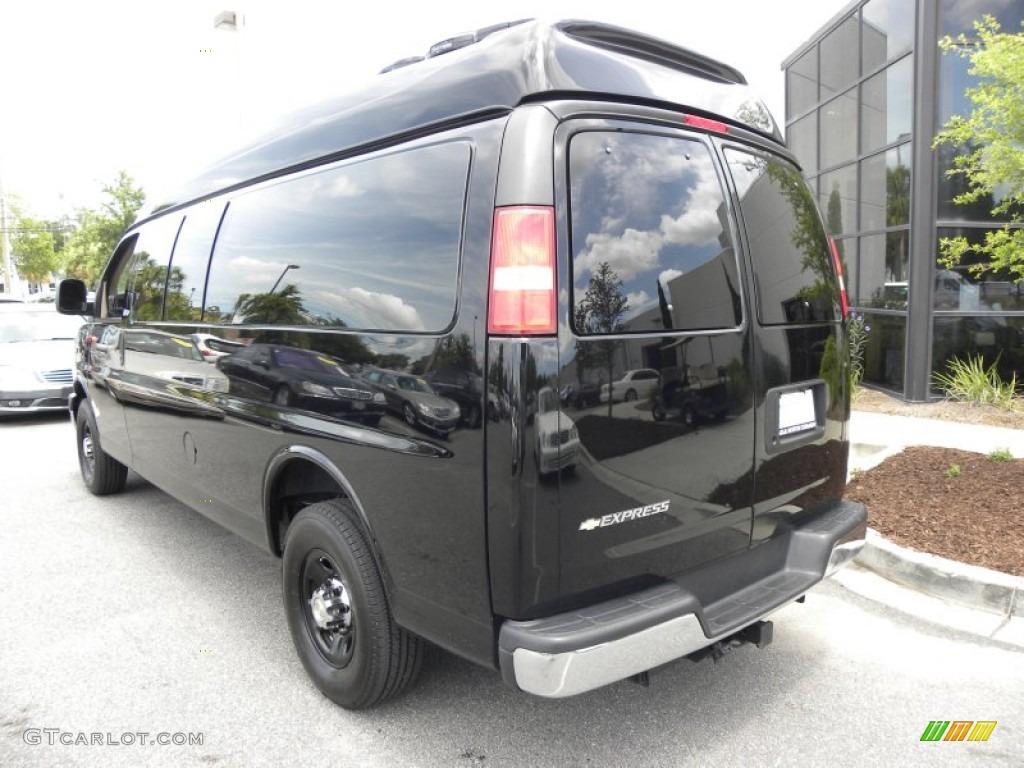 Chevrolet Van 2008 foto - 1