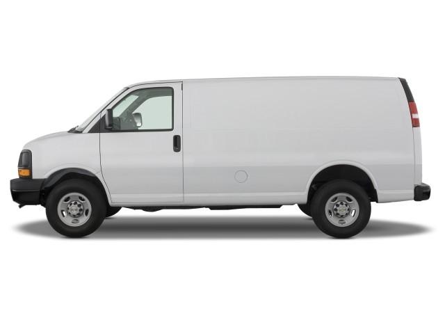 Chevrolet Van 2008 foto - 4