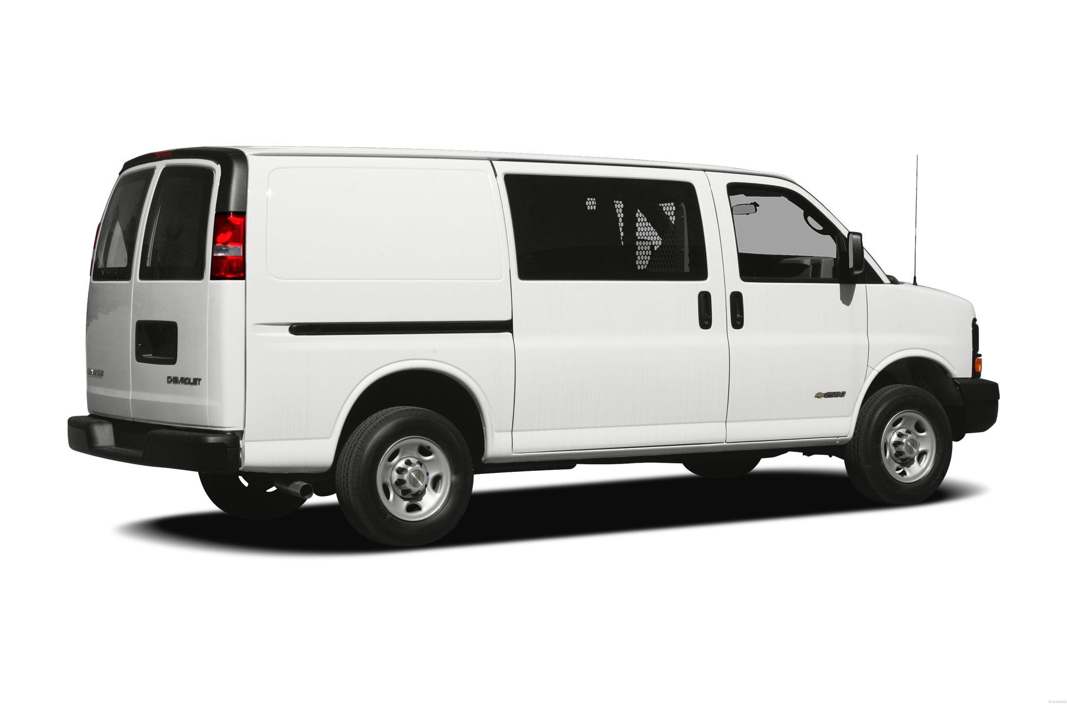 Chevrolet Van 2011 foto - 3