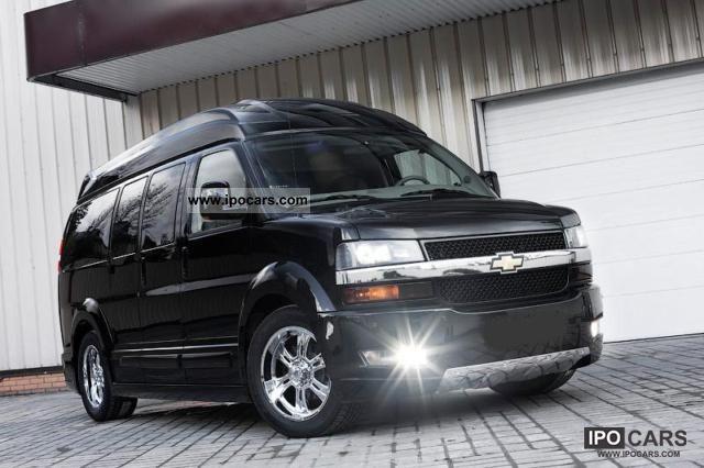 Chevrolet Van 2011 foto - 5