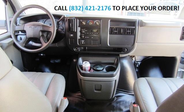 Chevrolet Van 2012 foto - 2